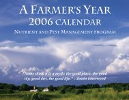 january 2006 - Integrated Pest and Crop Management - University of ...