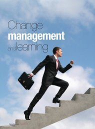 Change Management and Learning - Oliver Wight Americas