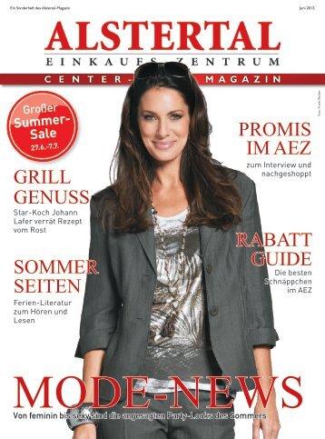 center - magazin - Alstertal-Einkaufszentrum