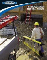 GM6070/ FG Manual9/01.qxd - Werner Ladder - Werner Co.