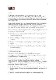 1 Arbete LO vill ha en sysselsättningspolitik som förenar arbete åt ...