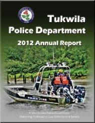 2012 Annual Report - the City of Tukwila