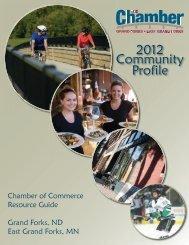 2012 Community Profile - Chamber Organizer