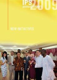 new initiatives - Institute of Graduate Studies - USM