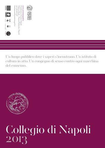 locandina - Università degli studi di Napoli L'Orientale