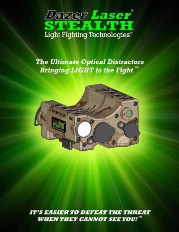 Download Dazer Laser® STEALTH Brochure - Laser Energetics