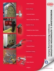 WORKHOLDING & A UTOMA TION S - Pneumatic Technology, Inc