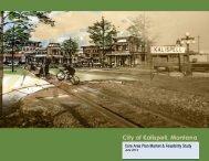 Kalispell Core Area Plan - TownNews.com