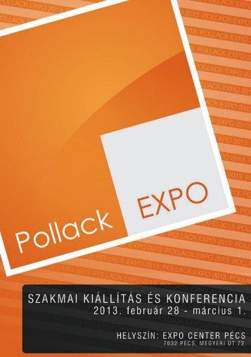 Program - Pollack Expo