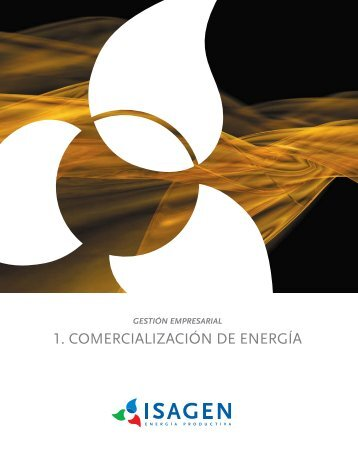 1. COMERCIALIZACIÓN DE ENERGÍA - Isagen