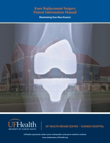 Knee Replacement Surgery - Maximizing Your New Knee(s)