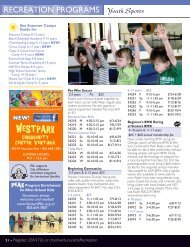 Summer Youth Sports & Gymnastics - City Of Ventura