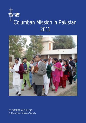 Read Columban Mission in Pakistan - St Columbans Mission Society