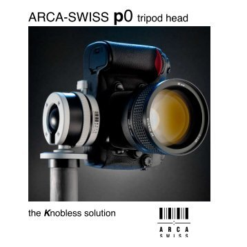 ARCA-SWISS p0 tripod head - Photovore