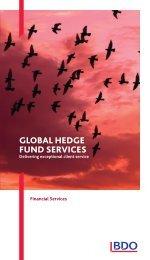 global hedge fund services - Uk.com