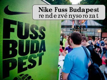 Nike Fuss Budapest - Arany Penge
