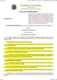Lei Gestao florestas Publicas 11284_06.pdf - Embrapa