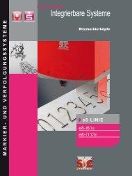 Integrierbare Markiersysteme - SCOPE ONLINE