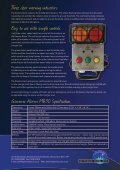 GAMMA ALARM MB30 Portable and Automatic - Page 2