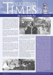ET SUMMER 2011-12.cdr - Buddhist Society of Western Australia
