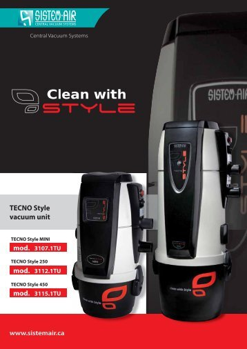 Clean with - Sistem Air