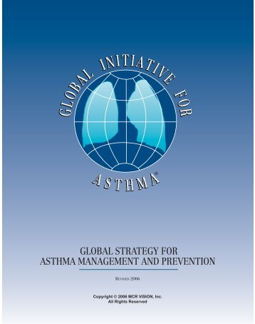 global strategy for asthma management and prevention - SEICAP