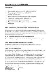 Gemeinderatssitzungsprotokoll (25 KB) - .PDF - Waidhofen an der ...