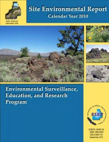 The entire 2010 ASER in pdf format - GSS ESER Program