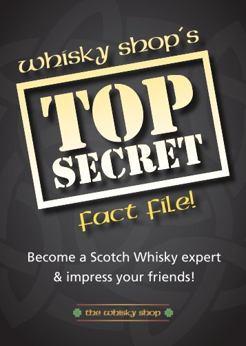 info - The Whisky Shop