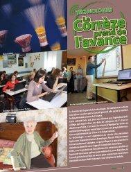 Lire le dossier - Conseil Général de la Corrèze