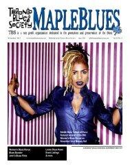 November 2012 - Toronto Blues Society