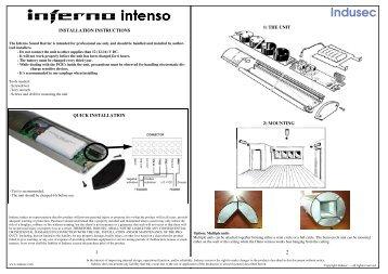 quantec wiring instructions for qt602 qt602e luckinslive rh yumpu com Quantec Consulting Quantec DataTables
