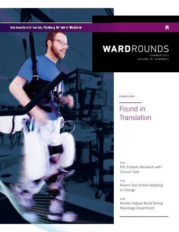 Ward Rounds - Northwestern University