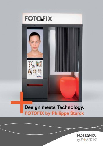 FOTOFIX by Philippe Starck