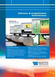 Software di progettazione termotecnica - idronicaline