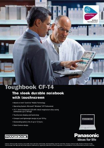 Toughbook CF-T4