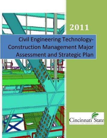 Civil Engineering Technology-Construction ... - Cincinnati State