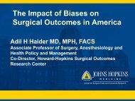 Society of Black Academic Surgeons Presentation - MedDium