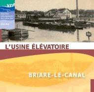 l'usine élévatoire briare-le-canal - Voies navigables de France