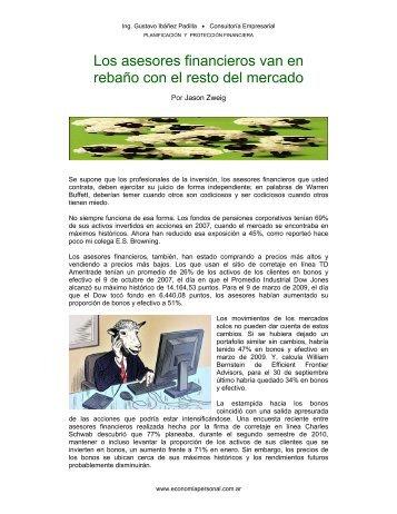 Rebaños-de-Asesores-Financieros - Economía Personal