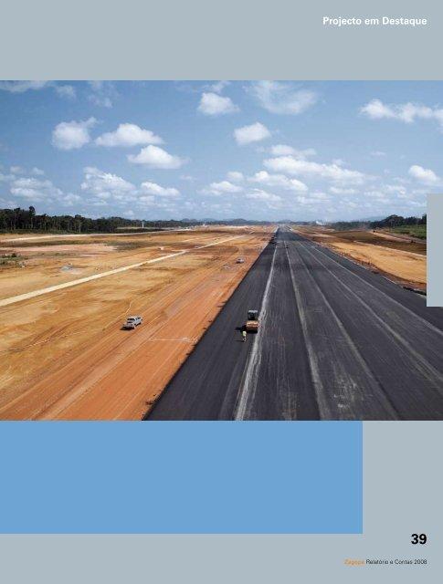 Relatório Gestão 2008 - Zagope