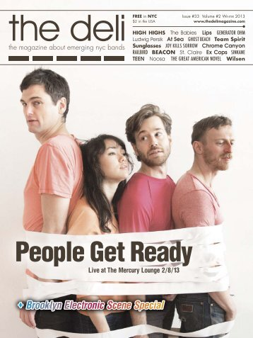 People Get Ready - The Deli
