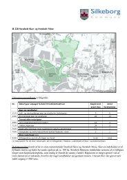 H 228 Stenholt Skov og Stenholt Mose Udpegningsgrundlaget er ...