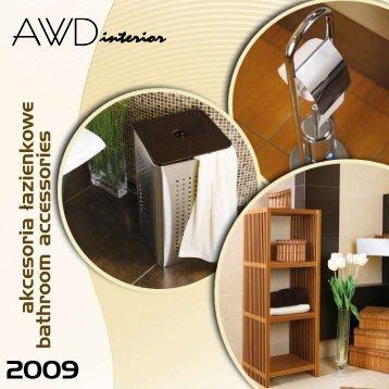 akcesoria łazienkowe bathroom accessories - Serstill