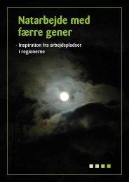 Natarbejde med færre gener - Personaleweb