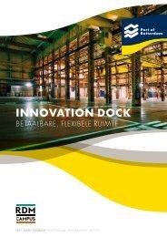 INNOvaTION DOCk - Port of Rotterdam