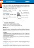 GAS SENTINEL - Rivelatori di fughe gas Metano ... - WATTS industries - Page 4