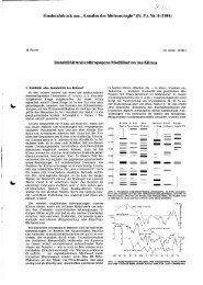 Instabilität und anthropogene Modifikation des Klimas.