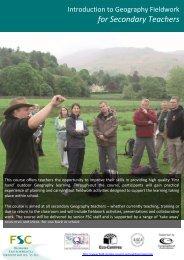 Course Details - Field Studies Council