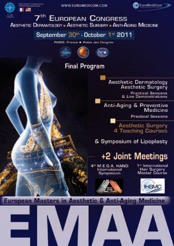 emaa 2011, registration form - fiche d'inscription - EuroMediCom